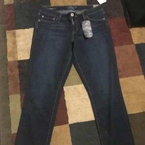 Lucky Brand ankle jeans